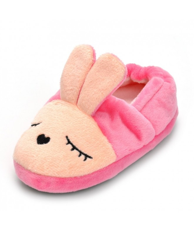 Enteer Baby Girls Rabbit Slipper