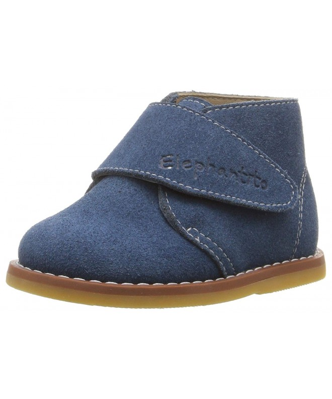 Elephantito Kids Suede Bootie Fashion