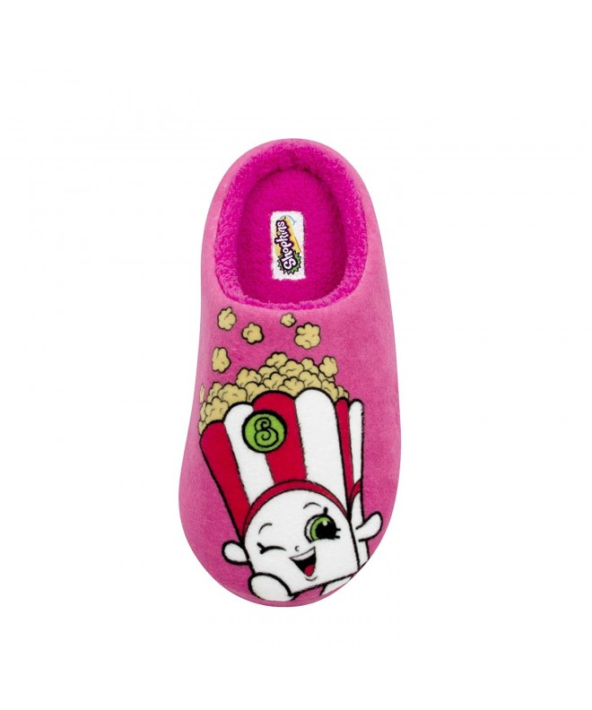 Shopkins Printed Slipper Collar Colors