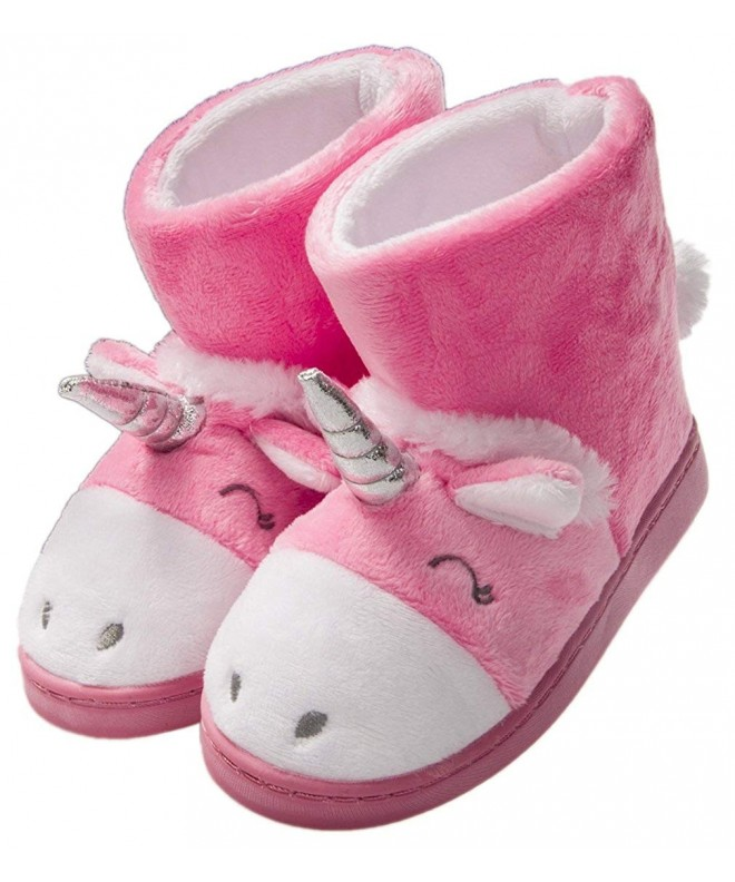 Festooning Unicorn Slippers Outdoor Toddler