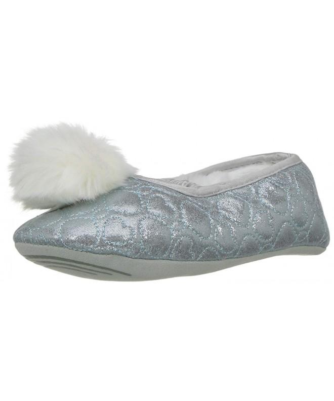 Stride Rite Fuzzy Bunny Slippers