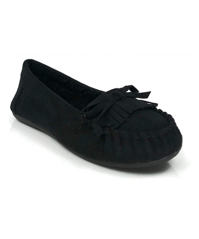 Blueberry Moccasin Lining Slippers Loafer