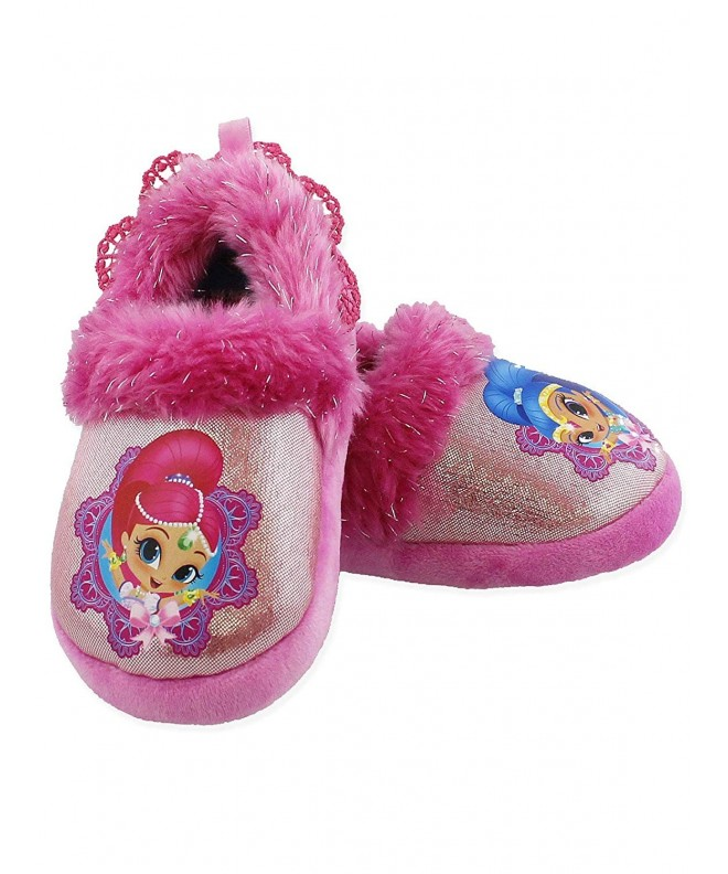 Nickelodeon Shimmer Shine Toddler Slippers