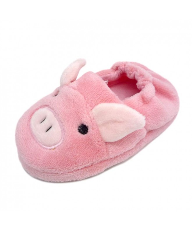 QGAKAGO Toddler Rabbit Non Slip Slipper