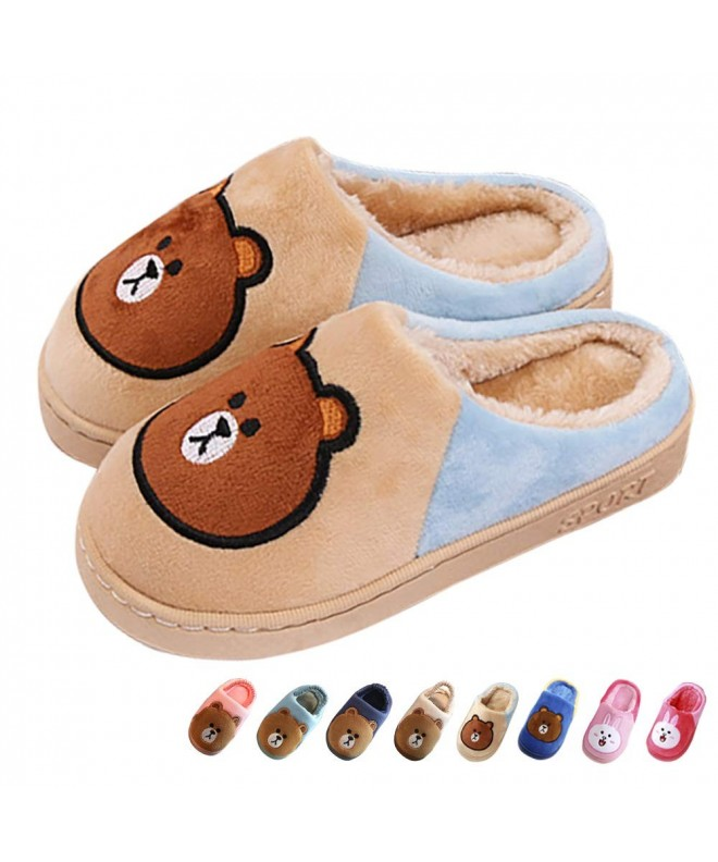 Animal Slippers Indoor Anti Skid Toddler
