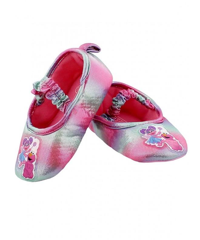 Sesame Street Slippers Ballerina Non Slip
