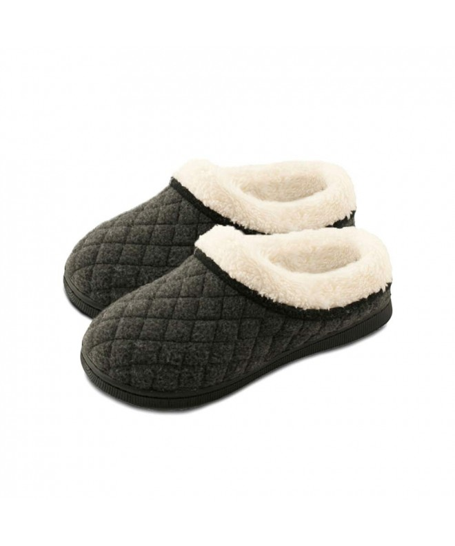 Pupeez Quilted Slippers Textured Comfort