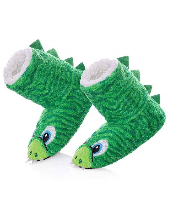 RONGBLUE Slippers Animal Lining Non Skid