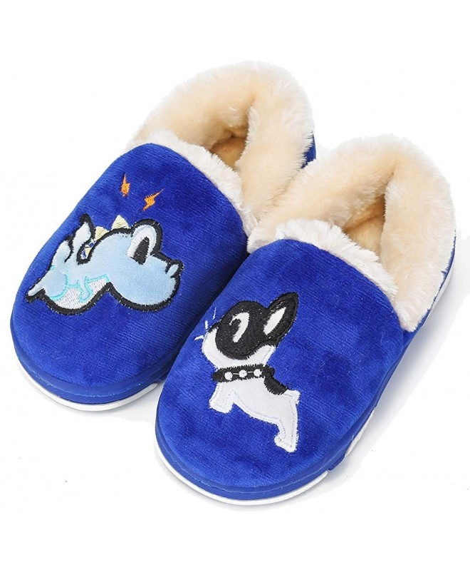 UIESUN Newest Toddler Slippers Bedroom
