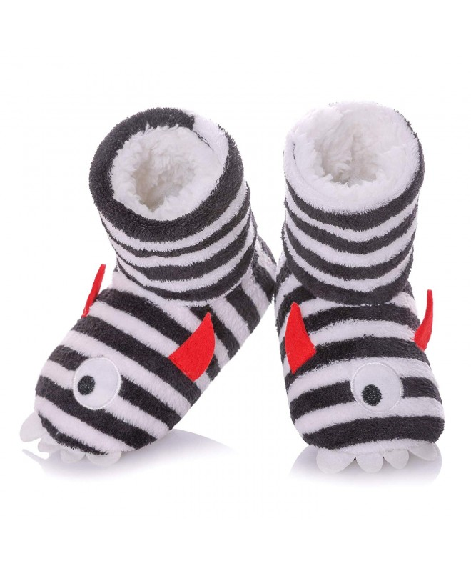 SCOWAY Slippers Cartoon Lining Non Slip