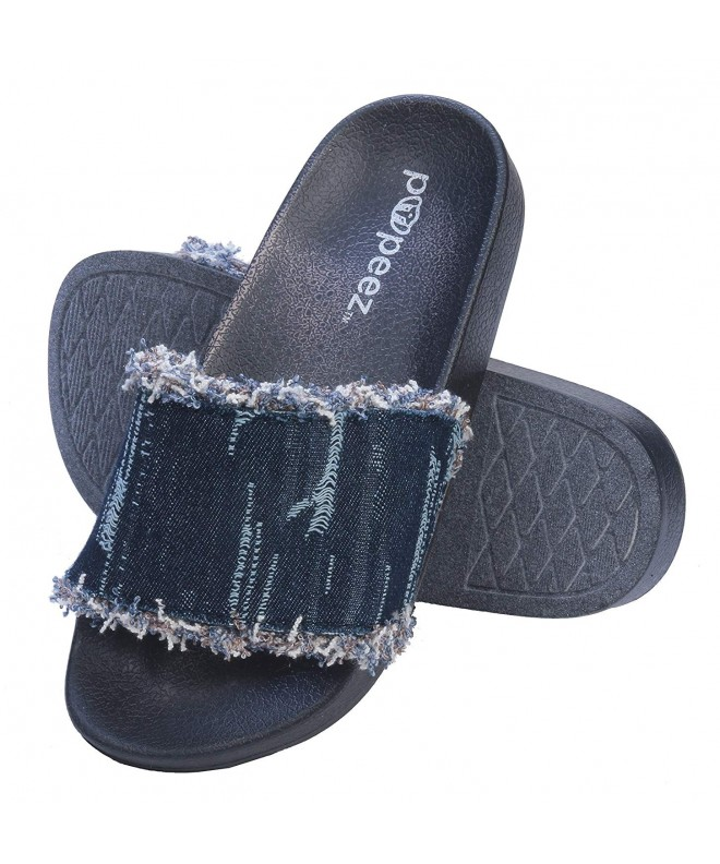 Pupeez Sandals Summer Slippers Comfort