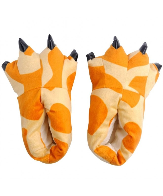 Flannel Slippers Halloween Cosplay Costume