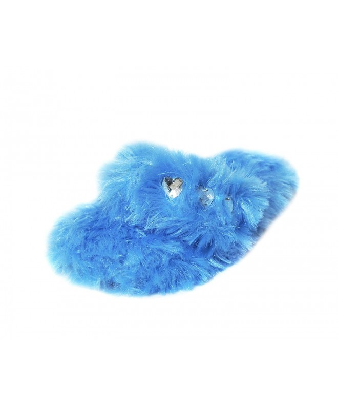 Onmygogo Bejeweled Little Princess Slippers