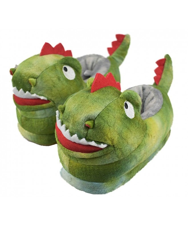 Tirzro Dinosaur Slippers Anti Skid Rubber