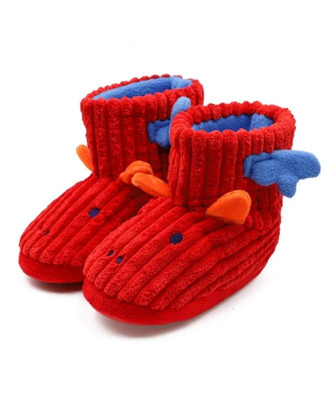 Mwfus Unicorn Colorful Slippers Non Slip