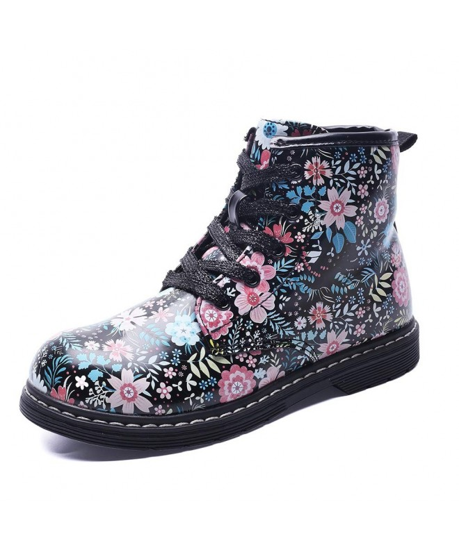 Gungun Floral Zipper Waterproof Toddler