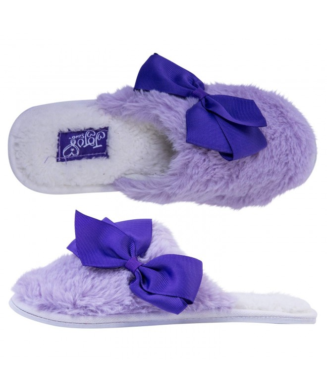 Nickelodeon JoJo Siwa Girls Slippers