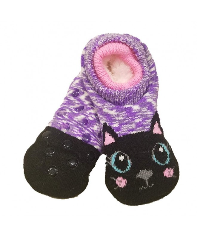 Wonder Nation Furry Critter Slipper