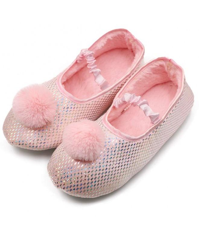 Ballerina Indoor Slippers Memory Moccasins