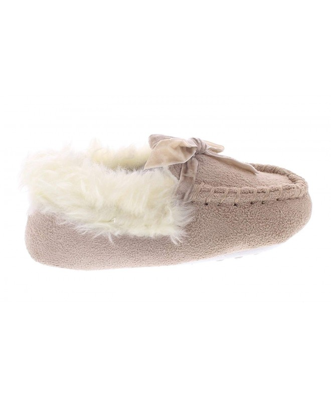 VeeVee Little Girls Moccasin Slipper