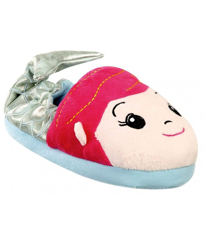 Tootsie Style Mermaid Sparkle Slippers