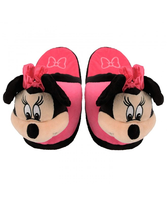 Stompeez Animated Minnie Mouse Slippers
