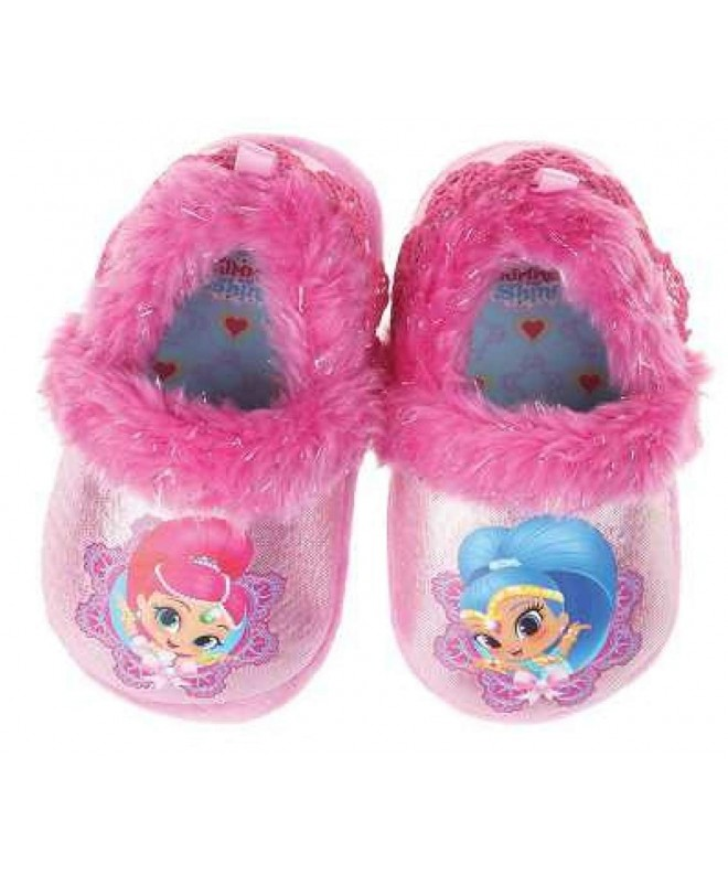 Shimmer Shine Bubble Guppies Slippers