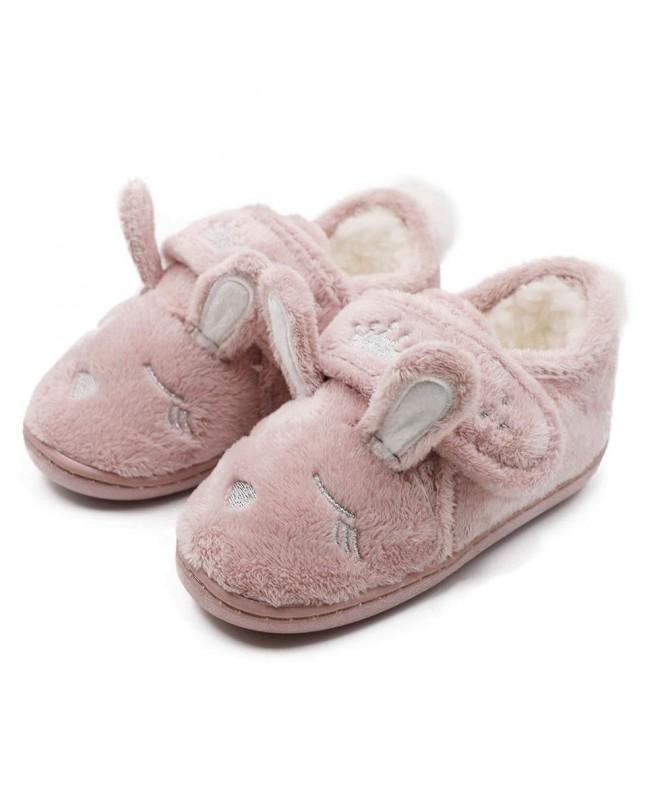 Toddler Slippers Winter Rabbit Little