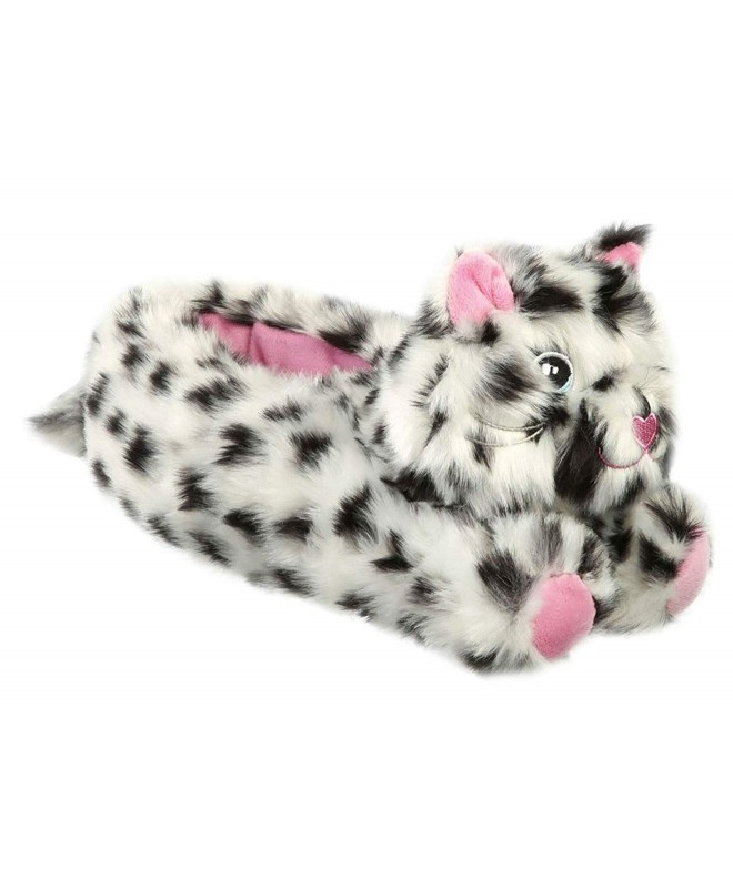 Tootsie Style Girls Kitty Slippers