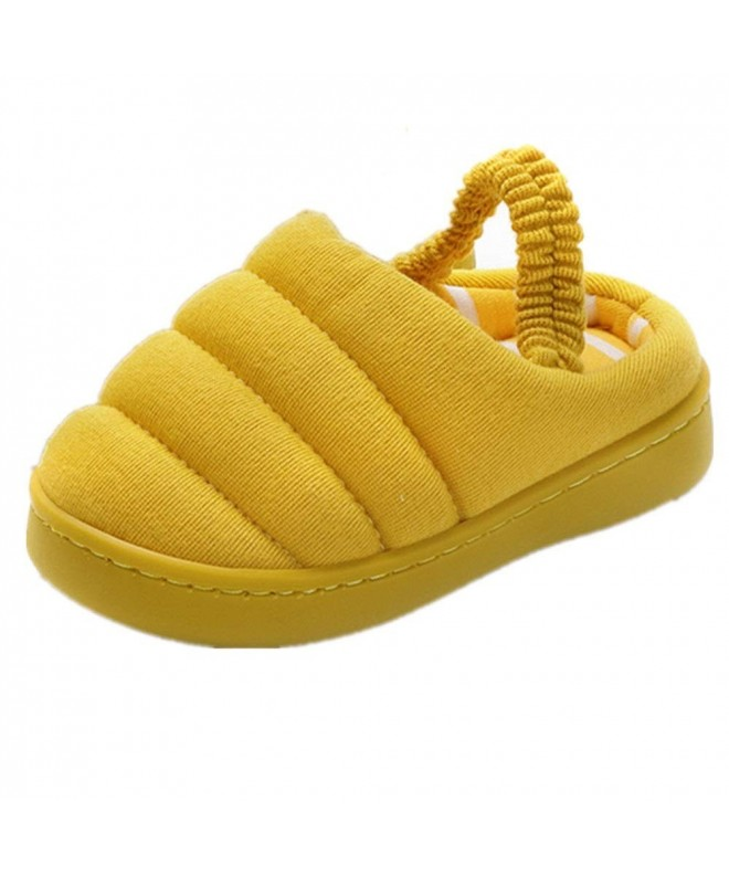 Toddler Caterpillar Slippers Bedroom Slipper