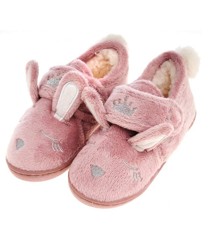 Festooning Toddler Girls Slipper Non Slip