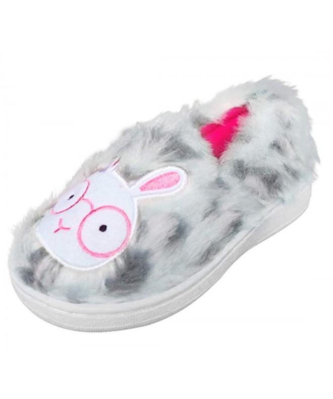 Toddler Slippers Fluffy Little Slipper