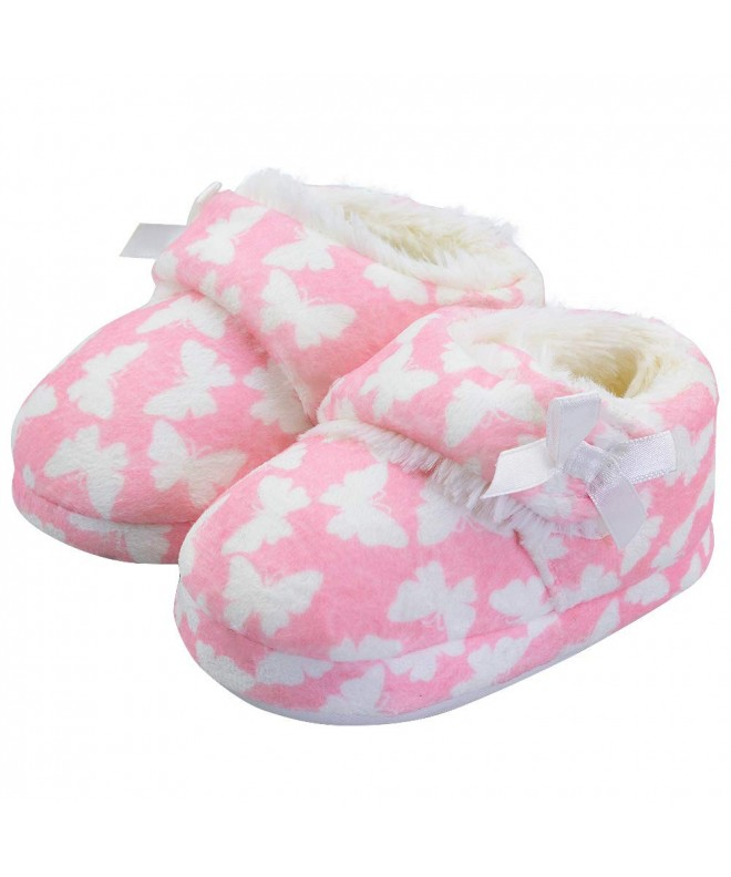 VLLY Butterfly Pattern Anti Slip Slippers