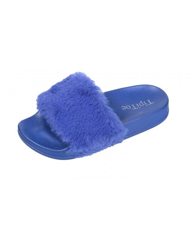 Tipi Toe Girls Slide Slipper