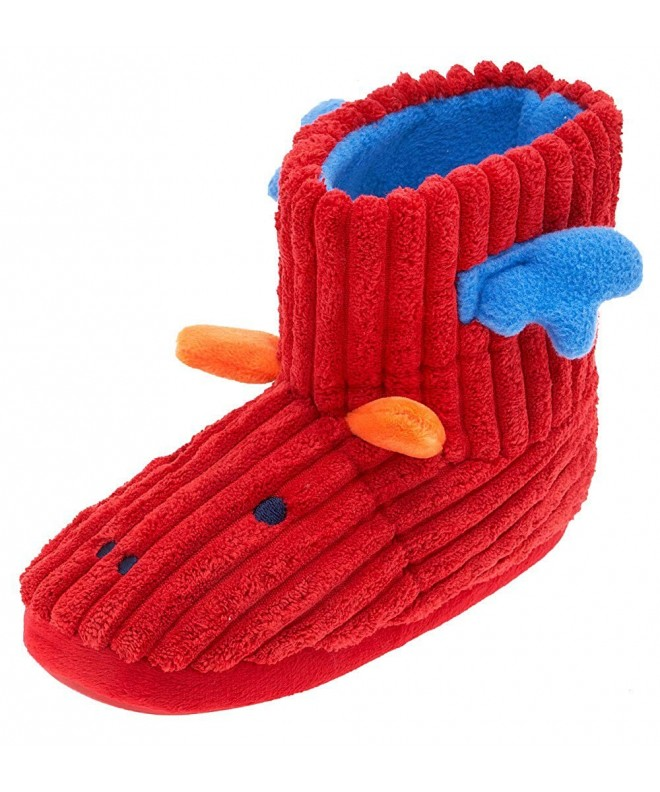 MIXIN Corduroy Booties Slippers Toddler