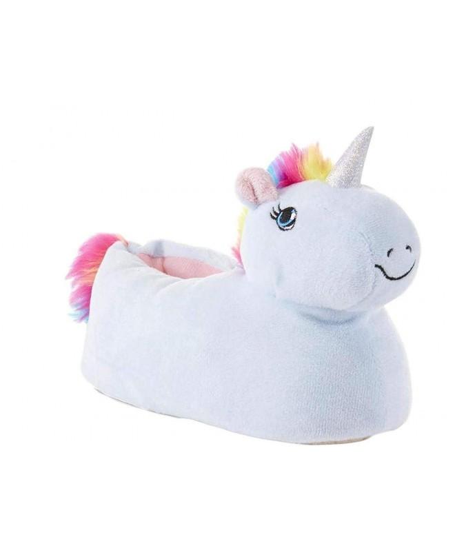 Unicorn Slippers Rainbow Bedroom Slipper