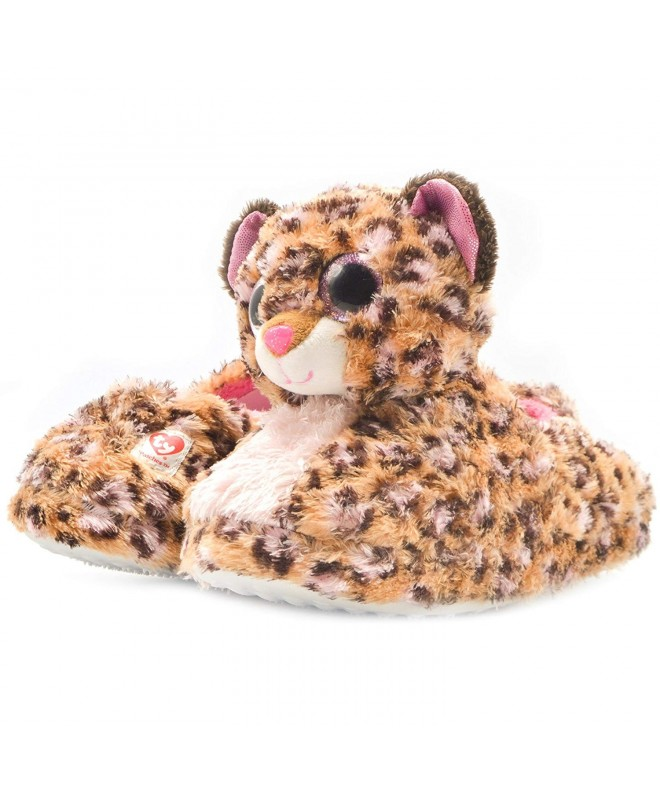 Official Beanie Slipper Patches Leopard