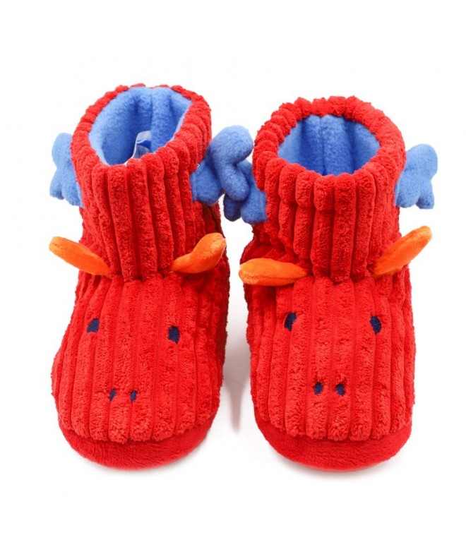 Toddler Little Winter Outdoor Slippers