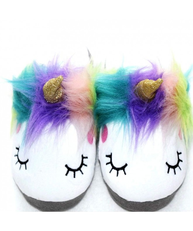 Magic Unicorn Slippers Adorable Anti Skid