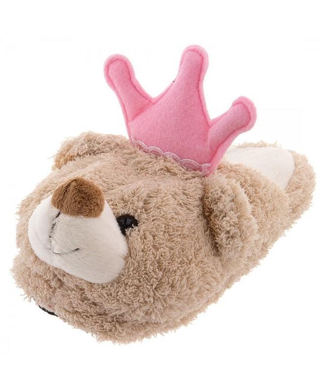 Crown Princess Kids Resistant Slippers
