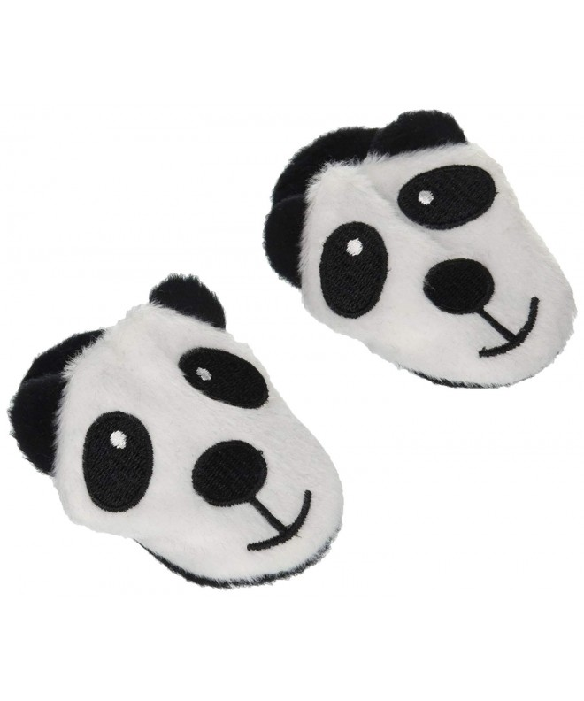 Panda Slippers Fits American Dolls