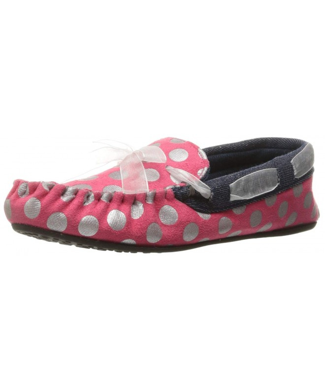 Trimfit Sparkle Dots Mocassin Shoe
