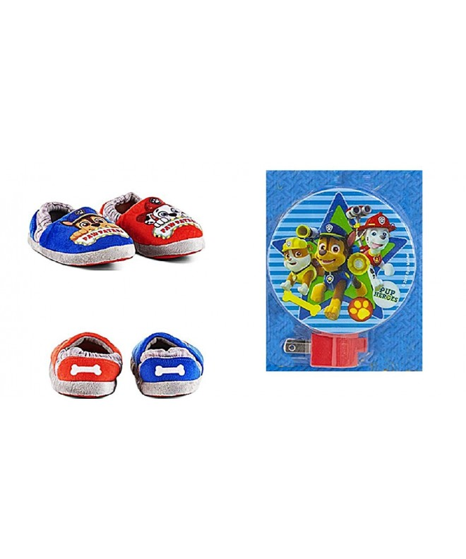 Patrol Plush Slippers House Toddlers