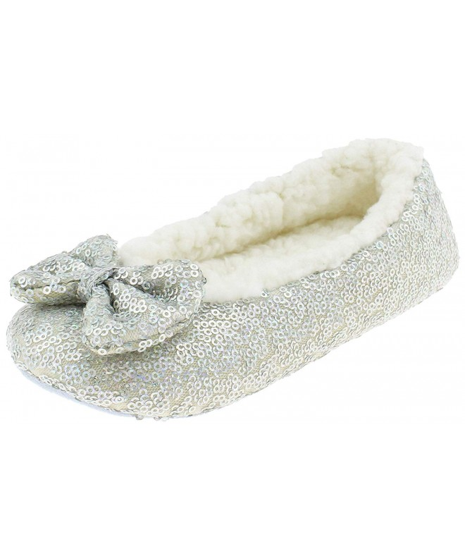 Capelli New York Sequined Slippers