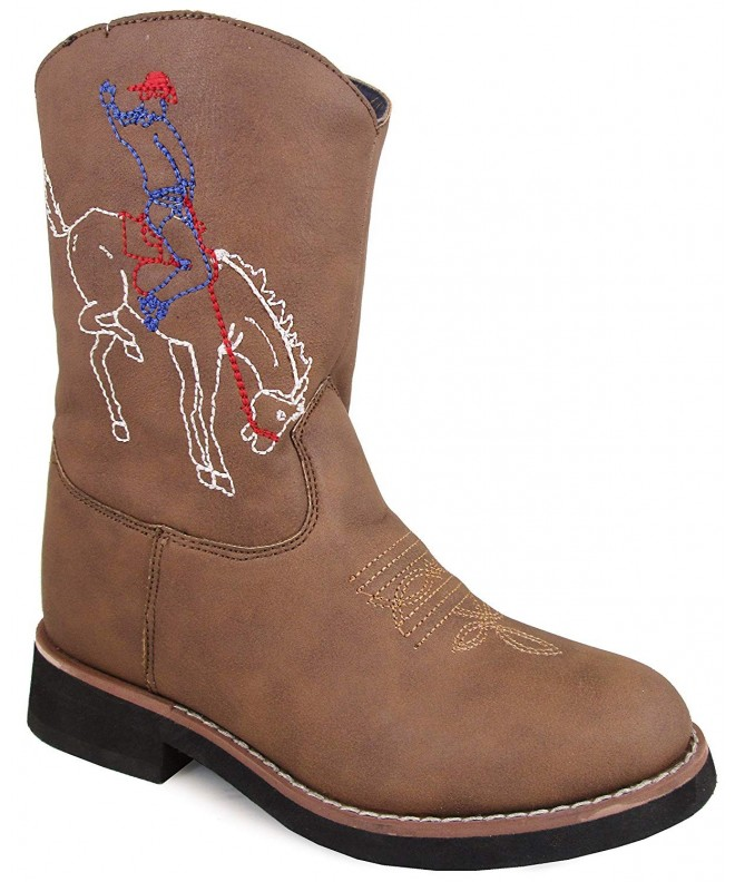 Smoky Mountain Childrens Stitched Boots