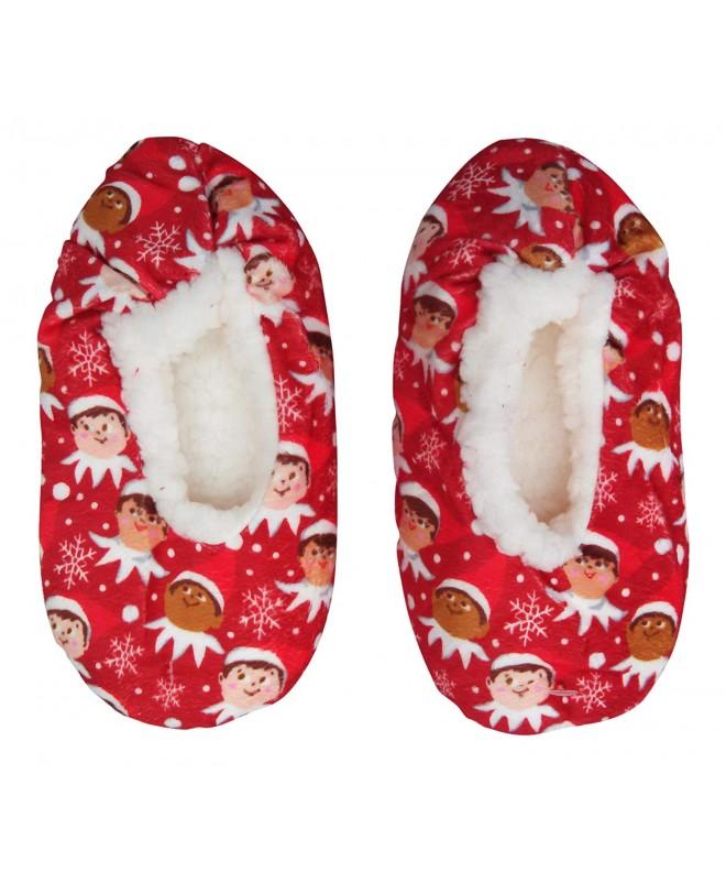 Fuzzy Babba Shelf Slipper Socks