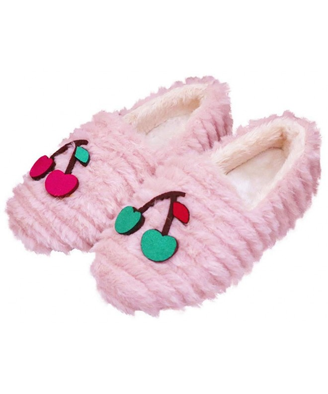 Winter Comfortable Princess Slippers Outdoor