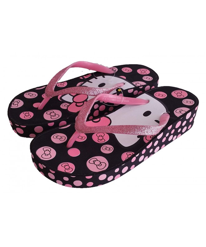 Hello Kitty Girls Sparkly Glitter