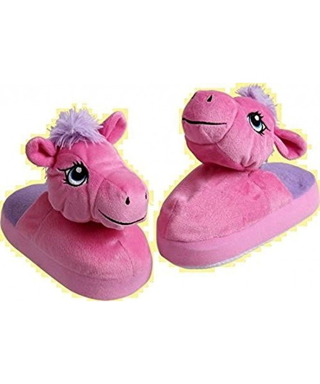 Pop Pals Pretty Pony Slippers