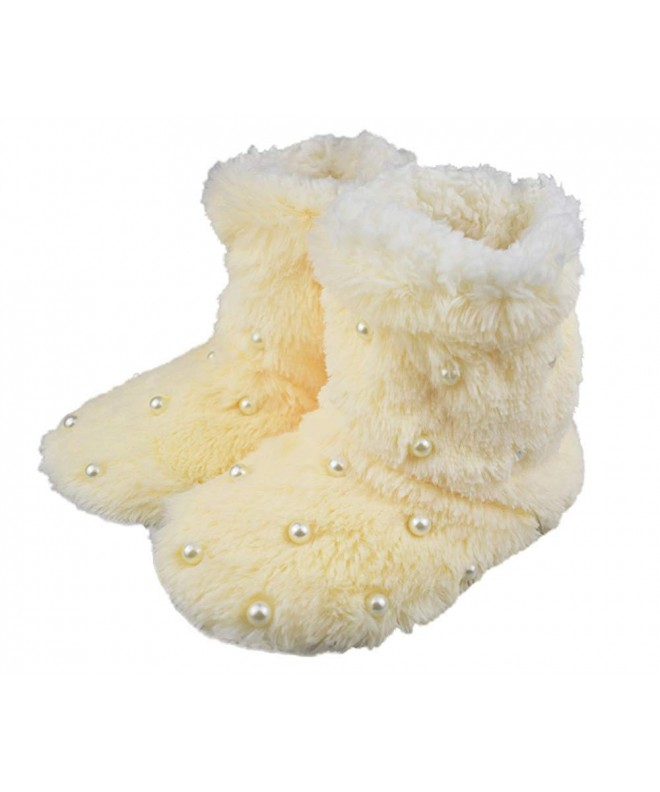 Lining Slippers Anti Slip Indoor Booties